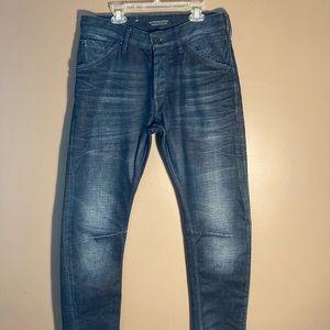 Scotch & Soda Amsterdams blauw jeans duke 29x32